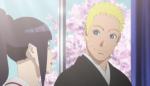 Was bittet Naruto Iruka an seiner Hochzeit zu tun?