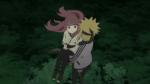 Wie hat Minato Kushina gefunden als sie entführt worden ist?