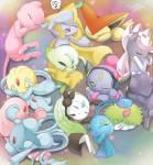 ((gray)) man kann auch mit legendären Pokemon befreundet sein! (Ausser mit Mewtwo, versteht sich)((egray)) Vergeben: Darkrai-Ilusium Reshiram-Lexy Vo