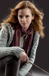 Hermine Granger alias Emma Watson