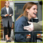 Worüber lachst du denn, Emma?