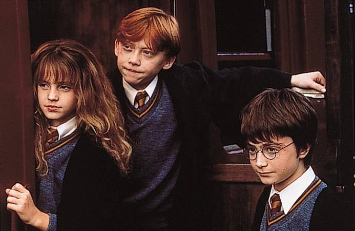 Harry Potter 1 Buch