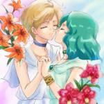 Ist Haruka mit Michiru zusammen?
