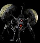 Wo muss man einen Buzz- Droiden treffen, um ihn zu töten?