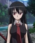 ((bold)) Rei Yamamoto 2. Chara ((ebold)) Name: Akame Marinename: Akame, die Killerin Geschlecht: weiblich Alter: 16 Kopfgeld: 2000 Mio. Berry Waffe: E