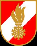 Das ist das Logo der Österreichischen Feuerwehr.
