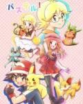 ((teal))Hallo Ich Bins eure Sunny ((fuchsia))Willkommen zu Pokemon Adventure.Sunnys Geschichte. ((teal)) In dieser Geschichte werden auch Leute aus De