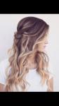 Fangen wir ganz einfach an! Was ist deine Haarfarbe und wie lang sind sie?