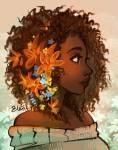 ((purple))Name: Asali Madaki ((epurple)) *Spitzname: Asa Alter: 19 Geschlecht: weiblich Zimmer: Feuersturm Aussehen: dunkelbraune schulterlange Krausl