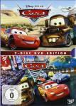 """""""Cars"""" & """" Cars 2"""" erschienen im Jahre..."""
