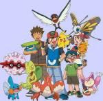 Pokemon. Wie heißt der Professor der 1.Generation?