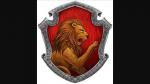((red))Griffindor((ered)) ((cur))-Vielleicht bist Du ein Gryffindor, sagt Euer alter Hut, denn dort regieren, wie man weiß, Tapferkeit und Mut((ecur)