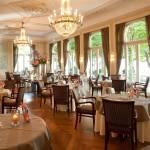 ((bold)) Restaurant Rosennacht *****((ebold)) Speisekarte: ((unli)) Vorspeisen ((eunli)) Schrimpspfännchen € 6, 50 Tzatziki mit Brot € 4, 00 Geba