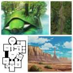 Pokemon Tekken Vier Maps, Drei Leben und Deathmatch
