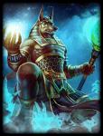 Wie gut kennst du Anubis?