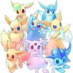 Legendäre Pokemon: -Mew -Solgaleo -MewTwo -Meloetta -Giratina