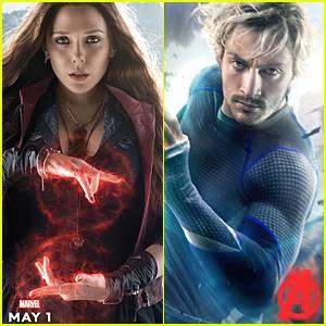 Avengers Zwillinge