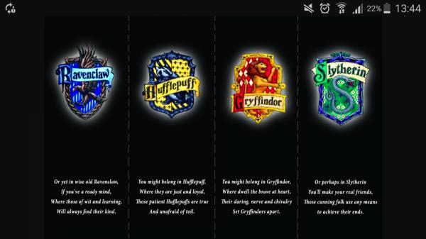 Welcher Harry Potter Junge War Dein Freund Auf Hogwarts
