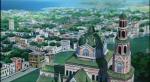 Also beginnen wir mit der Stadt: Alto Mare ist eine riesige Stadt in Johto, die nur im Anime vorkommt, und der Schauplatz von Pokémon Heroes. Sie lie