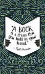 Ein recht bekanntes Zitat von Neil Gaiman.