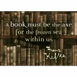 Wieder von Franz Kafka.