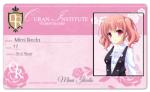 Mein 1. Chara: Name: Mimi Ikeda Spitzname: / Alter: 17 Aussehen: Bild Charakter: Ruhig Hobbys: Zeichnen Mag: Kuchen, Süßes Mag nicht: Scharfes, Geme