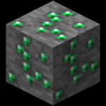 In welcher Höhe findet man das Smaragderz?