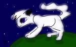 Wolkenschweif (Nicht meine Lieblingsfigur, aber wer findet Cloudtail x Brightheart noch so cute?)