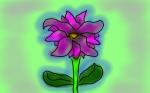 Eine rosa Blume (Ja...keine Ahnung XD)
