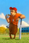 Platz 2: Trainer Hedge und sein Baseballschläger