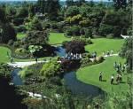 Der Park in der Stadt: