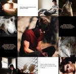 Vorname: Jack Nachname: Wolf Geschlecht: Männlich Alter: 18 Jahre Aussehen: Bild Outfit: immer Unterschiedliches Wesen: Werwolf Fähigkeiten: Werwolf