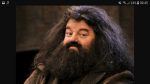 Last but not least from me: Rubeus Hagrid