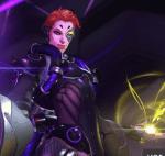Moira war bei Blackwatch, ist jetzt bei Talon, war mal bei Oasis und hat Reaper und die Doomfist erschaffen.