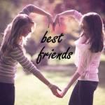 Hast du viele Freunde?