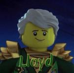 Wie wird Lloyd's zweiter Vorname geschrieben?