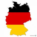 Was ist die Lage Deutschlands