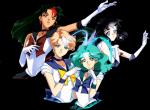 Haruka ist Sailor Uranus