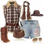 Amys Kleidung