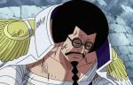 Wer war der Großadmiral der Marine vor Sengoku?