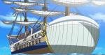 Was ist das größte Schiff in One Piece?