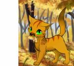 Ich erstelle Bilder von eure Warrior Cats Charaktern!