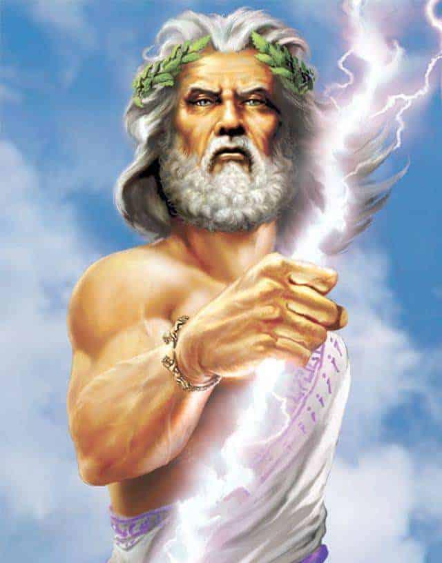 Famous Paintings Prometheus