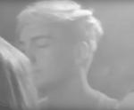 Bei welchem Musikvideo wird Fabi gezeigt, währenddessen er die Musik richtig fühlt?
