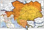 Schau dir die unterstehende Karte an. Welches Reich wird hier abgebildet?