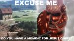 Meine Lieblingsmemes von Attack on Titan