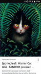 Jetzt stell ich mich mal vor: Name: Blaubeerschweif Alter: 20 Monde Aussehen: Schildpattfarben mit grünen Augen Charakter: freundlich, hilfsbereit