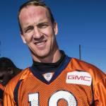 Peyton Manning gewann mit den Broncos den Super Bowl 50.