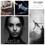 ((purple))Rania Pyke (26 1/2 Jahre), Ritterin, 7. Anhänger ((small))(Sombra)