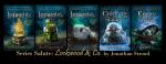 Titel: Lockwood & Co. Autor: Jonathan Stroud Genre: Fantasy Kurze Inhaltsangabe: Geisterbekämpfung in alternativer Realität